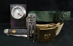 Boy Scout and Cub Scout items