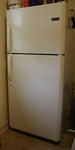 Frigidaire refrigerator/freezer manufactured in May 2008.