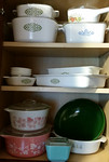 Clean Corning and Pyrex