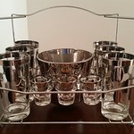 The best and most complete bar caddy set we have offered!