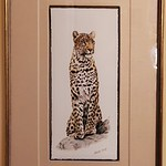 Signed Lindsay Scott Print, SEWE artist