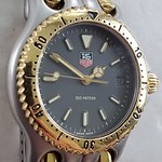 Super Clean Lady's Tag Watch