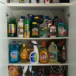 Great selection of garden products and home cleaners