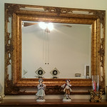 Large decorator mirror, super affordable