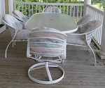 Top quality Woodard outdoor furniture