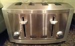 Cusinart 4 slot toaster