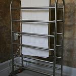 Heated towel rack.  'Tis the Season