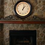 Large, affordable decorator clock.