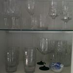 Super clean, affordable glassware