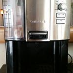 Super clean Cusinart single serving coffee maker