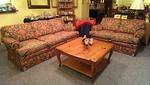 Bassett sofa and loveseat