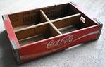 Charleston Coca Cola crate
