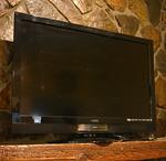 "Vizio 38"" 1080p flat panel TV"