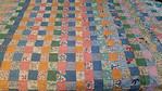 Old quilt, some damage