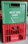 Local milk crates