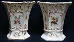 Small pair of Old Paris? vases
