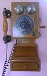 Repro Crosley telephone