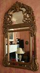 Large Decorator Mirror