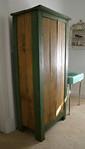 Primitive cupboard, second floor.