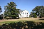 Gippy Plantation, original home, built 1852.