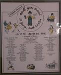 Grits Festival framed print