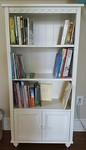 Clean bookshelf
