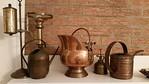 Vintage copper wares