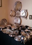 TONS of clean silverplate