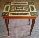 Music box side table like my grandma used to own!