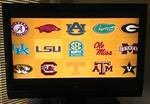 LG flat panel TV