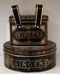 Vintage Hong Kong tins