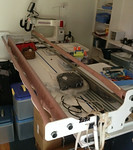 HQ Sixteen Long Arm quilting machine