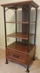 Nice display shelves