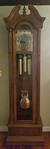 Hershede grandfather clock