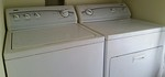 Affordable washer and dryer
