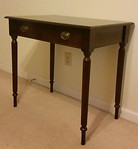 Formal entry table