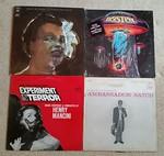 Vintage LP's.