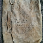 Early Coast Guard duffle bag