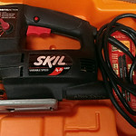 Clean Skil saw