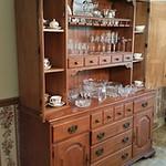 Super clean cupboard