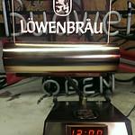 Lowenbrau clock