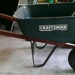 Craftsman wheel barrow
