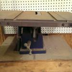 Craftsman adjustable tilt table saw
