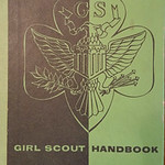 1958 Girl Scout book