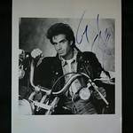 David Copperfield autograph