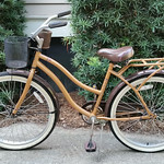 Huffy lady's bicycle, very nice condition