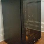 Frigidaire wine fridge, less than a year old