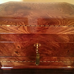 Jewelry box.  Our owner had not yet decided whether to sell at time of photography.