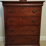 Affordable chest of drawers, clean condition