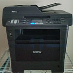 Recently purchased Brother all-in-one copy/fax/printer/scanner
